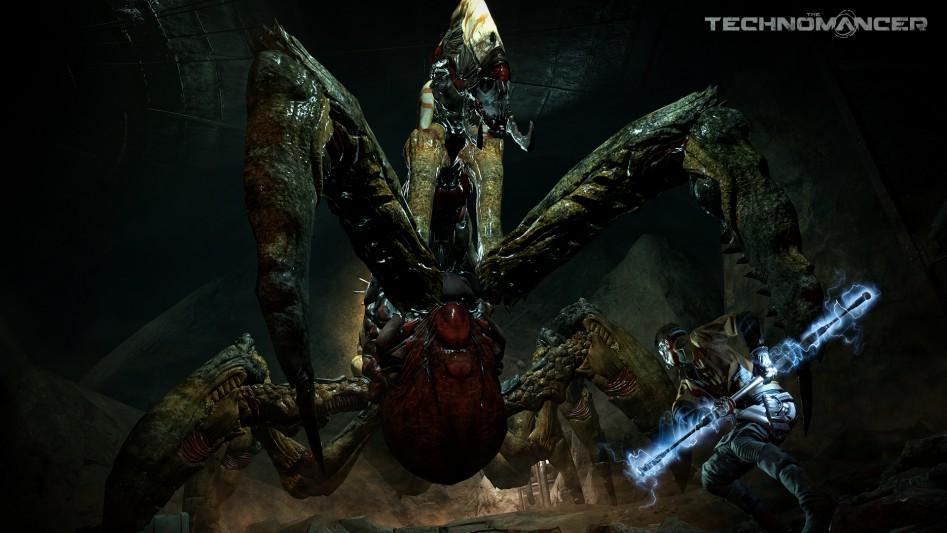 the technomancer monster