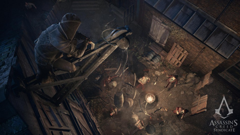 assassins creed syndicate barrels