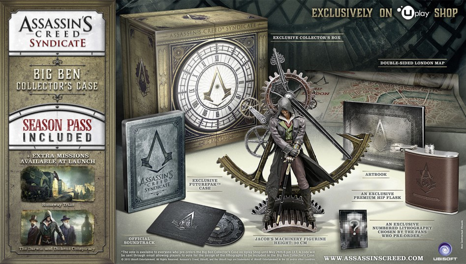 assassins creed syndicate big ben