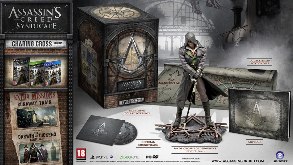 assassins creed syndicate charing cross