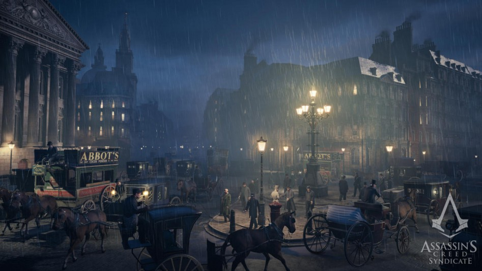 assassins creed syndicate london
