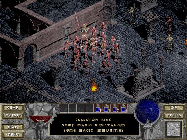 Diablo для PC. Или, как я люблю её называть, Сверхчёткий Муравейник: Серое Издание!