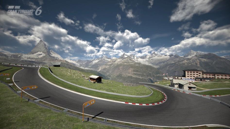 gran turismo track