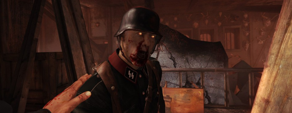 wolfenstein the old blood zombie