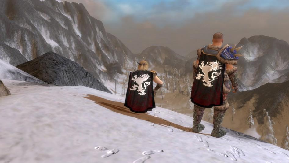 Cliffhanger guildwars