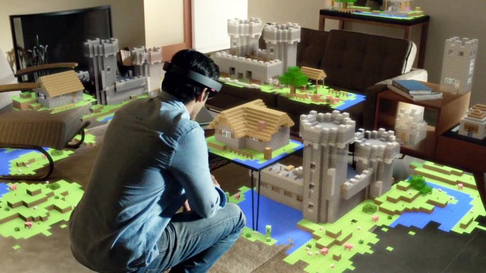 E3: что Microsoft делает с Xbox One и VR
