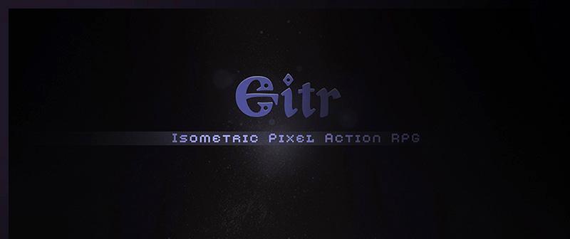 isometric pixel action rpg