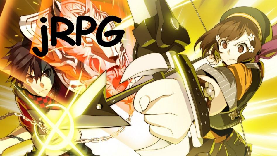 JRPG Ray Gigant cover