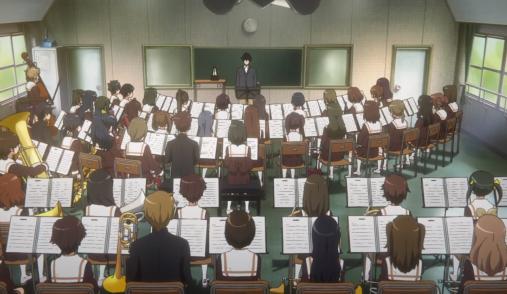 Sound Euphonium Episode