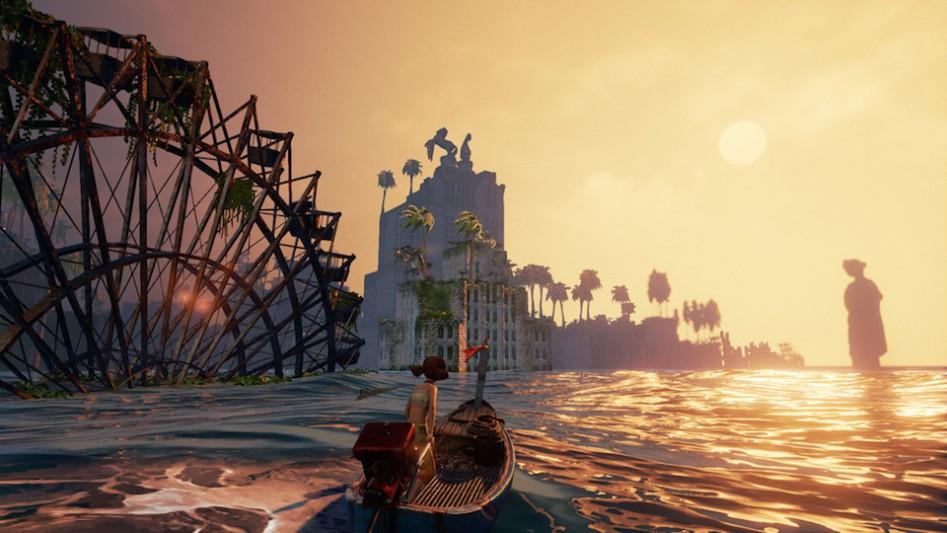 Submerged Screenshot