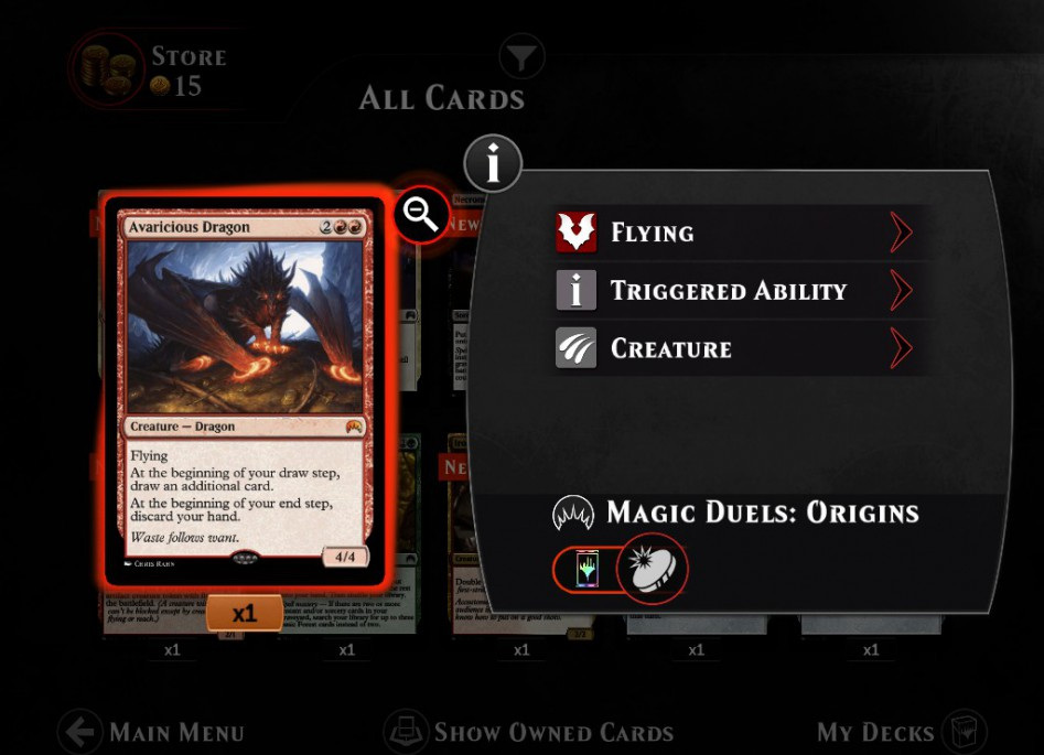 avaricious dragon 44