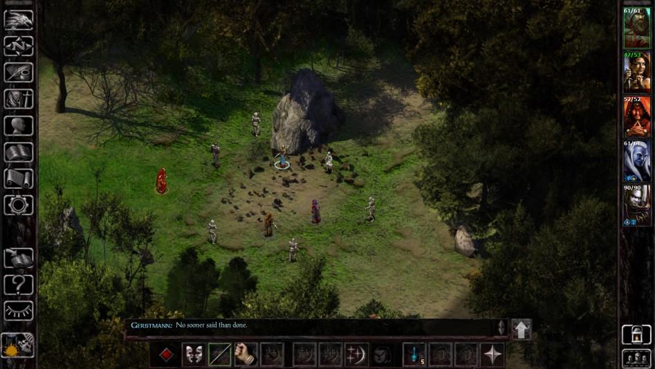 baldurs gate siege of dragonspear announce