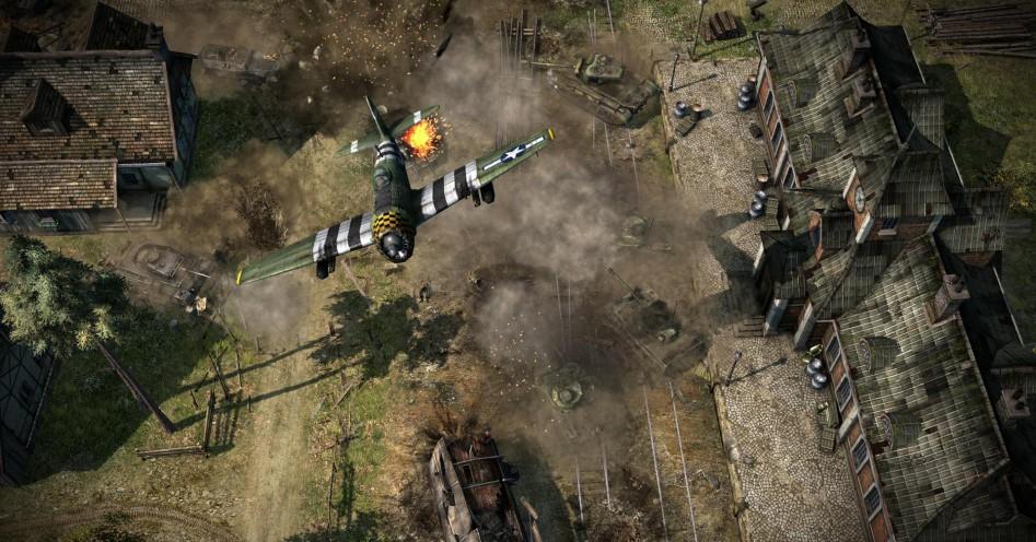blitzkrieg 3 plane