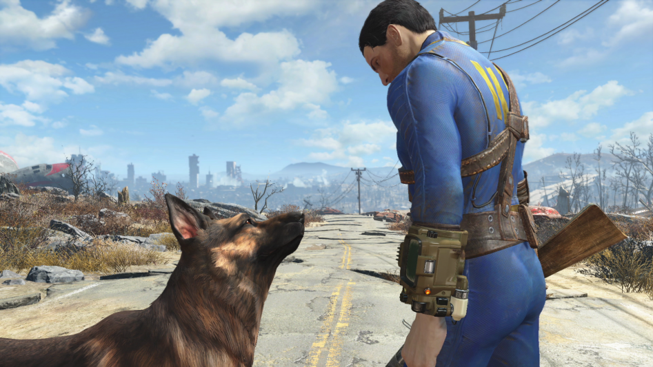 fallout4 trailer real