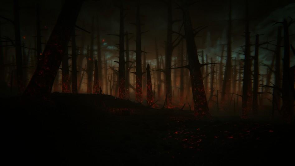 kholat forest