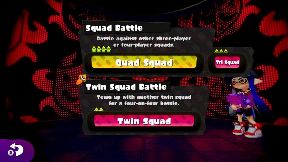 splatoon squad battle