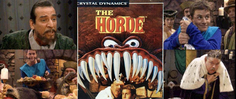 the horde retro
