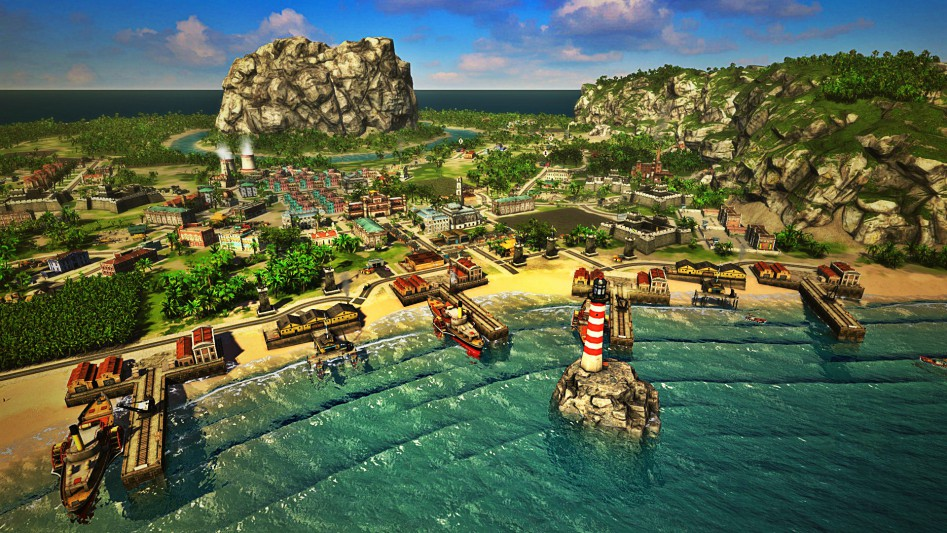 tropico 5 workshop