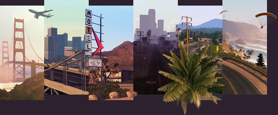 American Truck Simulator env