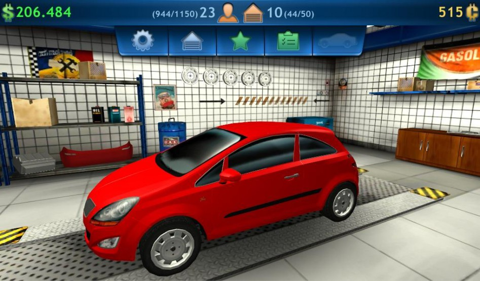 Car Mechanic Simulator opel corsa