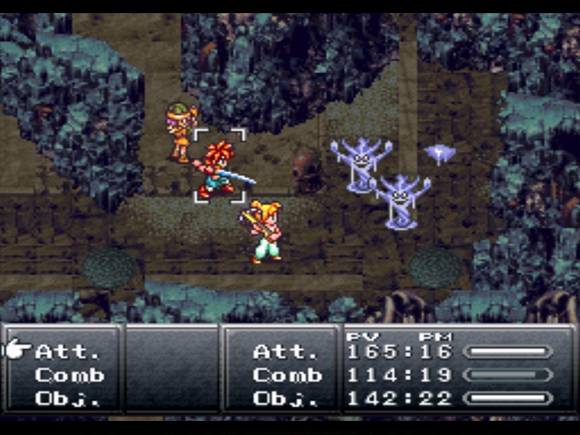 chronotrigger attack