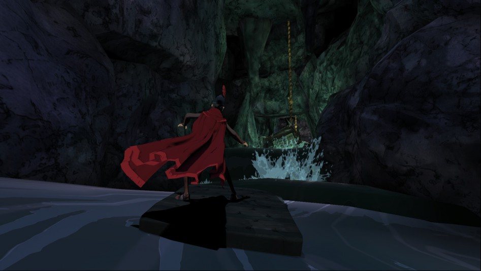 kings-quest-chapter-1-river