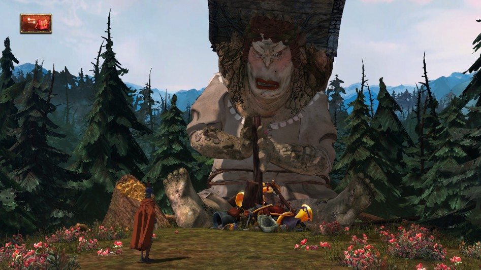 kings-quest-chapter-1-troll
