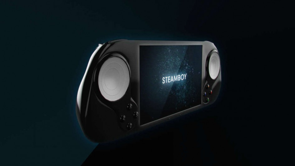 Steamboy или Smach Zero – портативная Steam Machine