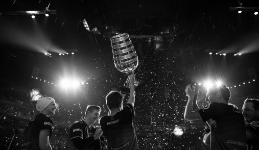 ESL grand finals Fnatic
