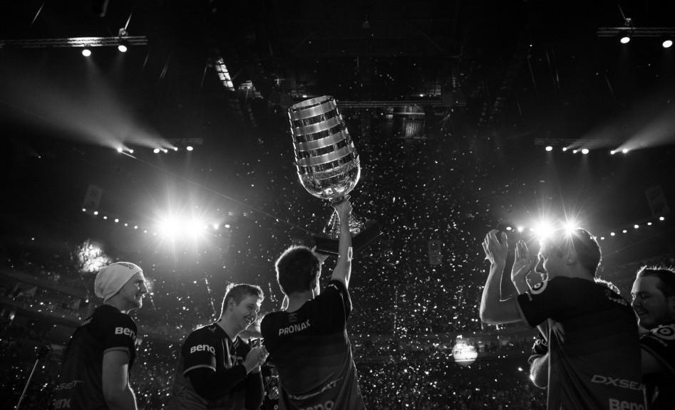 ESL grand finals Fnatic
