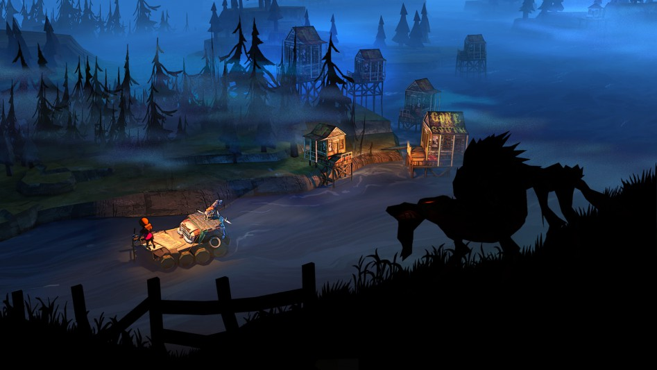 the flame in the flood survival