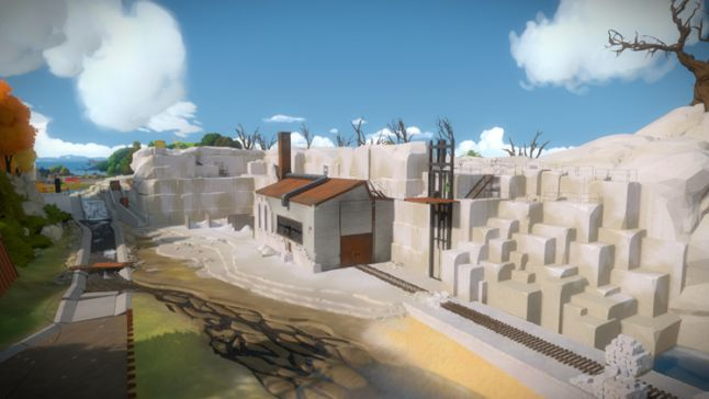 The Witness Concrete Factory Final