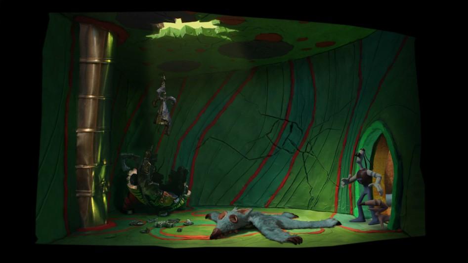 armikrog room