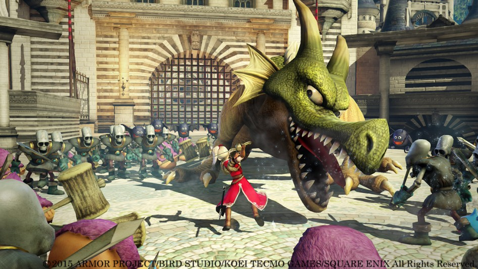 Dragon quest steam