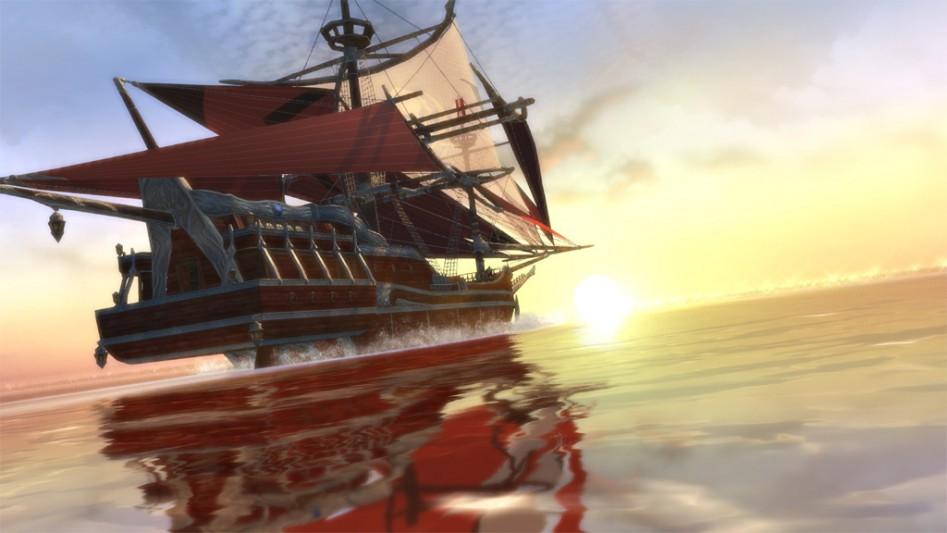 Tales Of Berseria ship