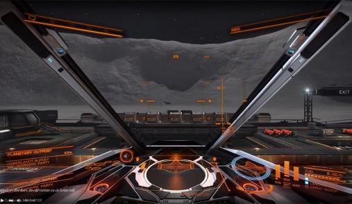 elite dangerous horizons planet