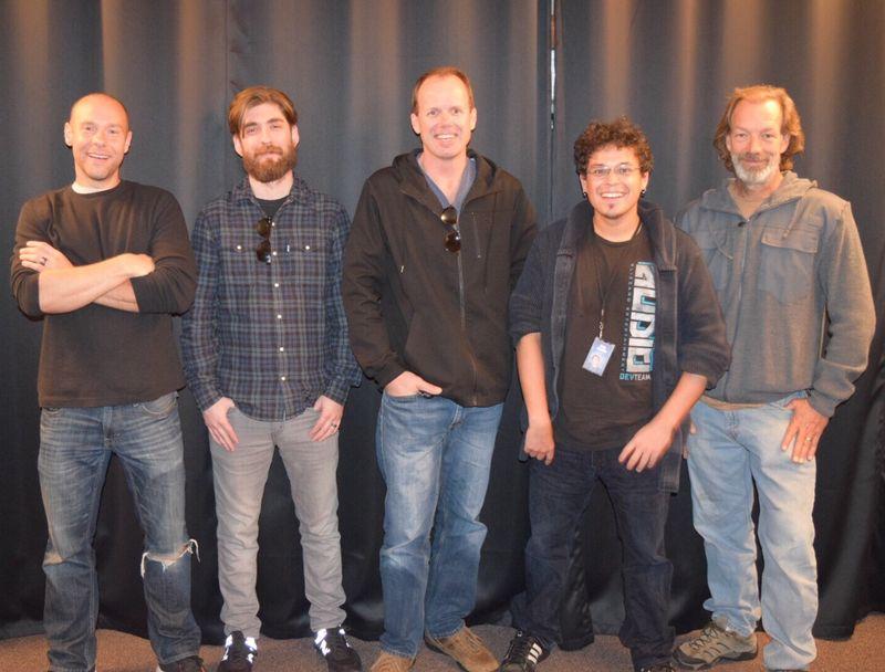 Blizzards sound team