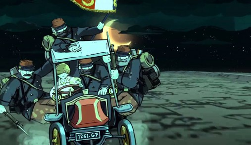 Valiant Hearts Race