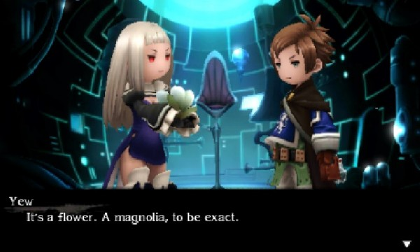 Обзор Bravely Second: End Layer