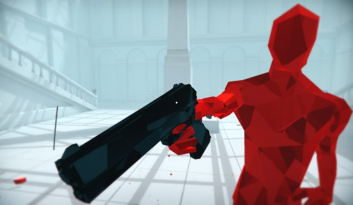 superhot enemy