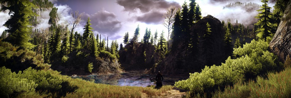 wild hunt lake