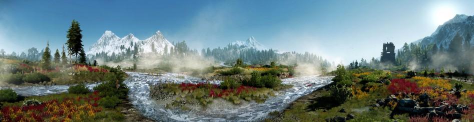 wild hunt river