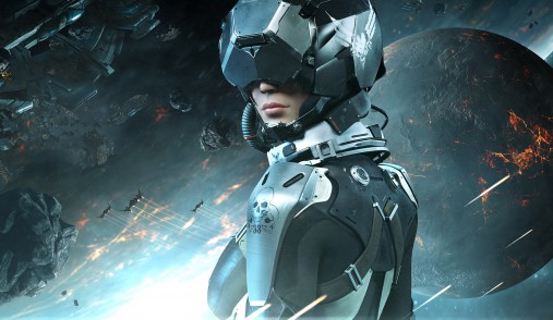 eve valkyrie launch trailer