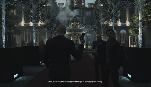 hitman intro pack mansion
