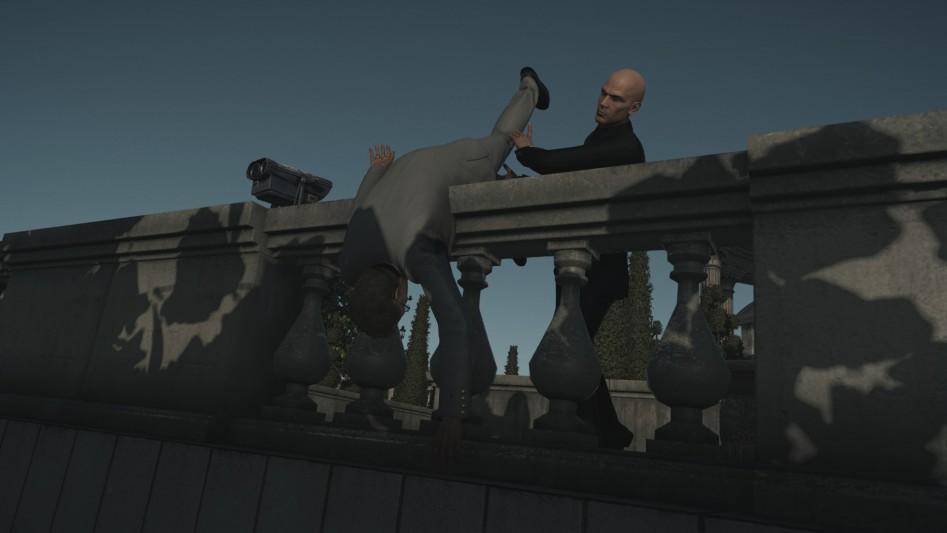 Протекающая на заднем дворе Сена – лучшее место для хранения криминальных авторитетов.