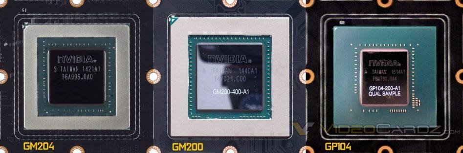 NVIDIA-Pascal-GP104-GM200-GM204