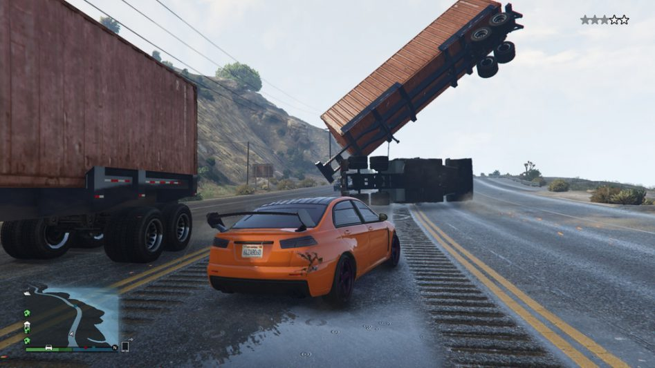 gta5 orange devil