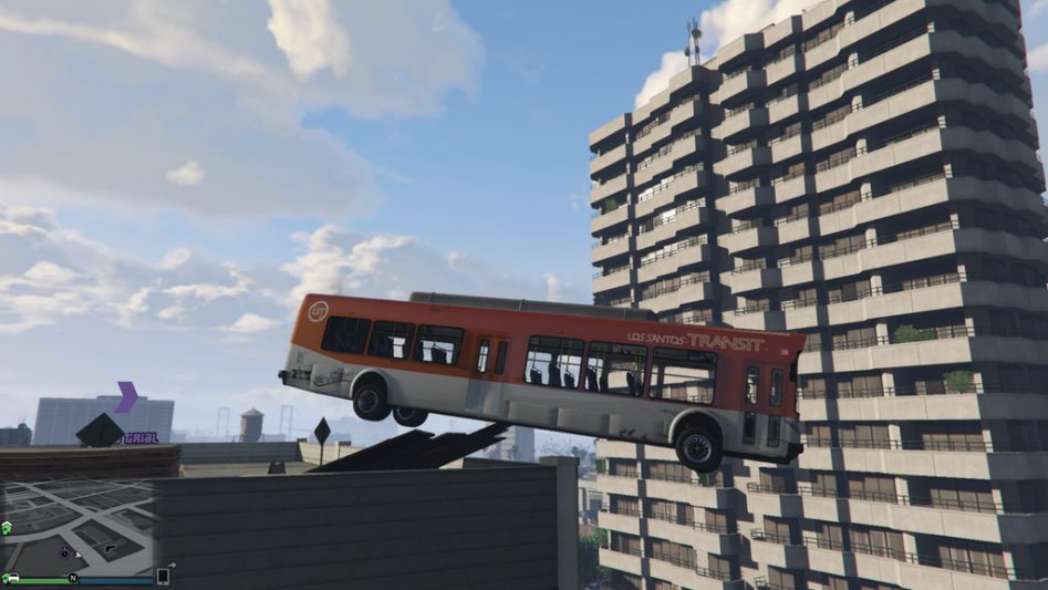 gta5 physics
