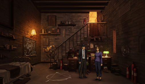 unavowed basement