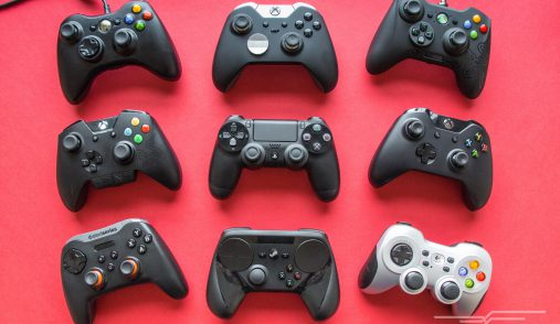 pc gaming controller engadget group